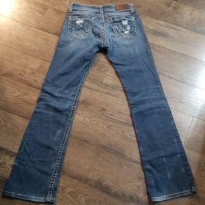 Women's BKE jeans 26/33.5